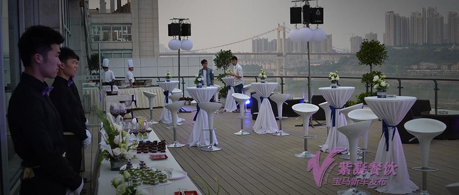 豪华欧式冷餐会婚礼图片